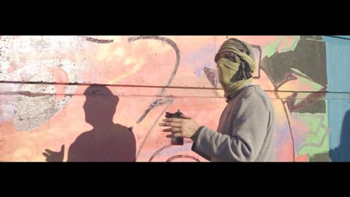 Insula Sur Granada Graffiti