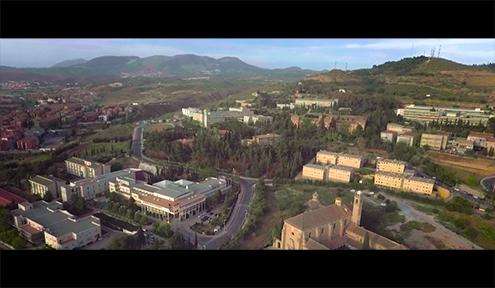 """Documental """"Campus de Cartuja, crónica de un paisaje"""" realizado por Ínsula Sur"""