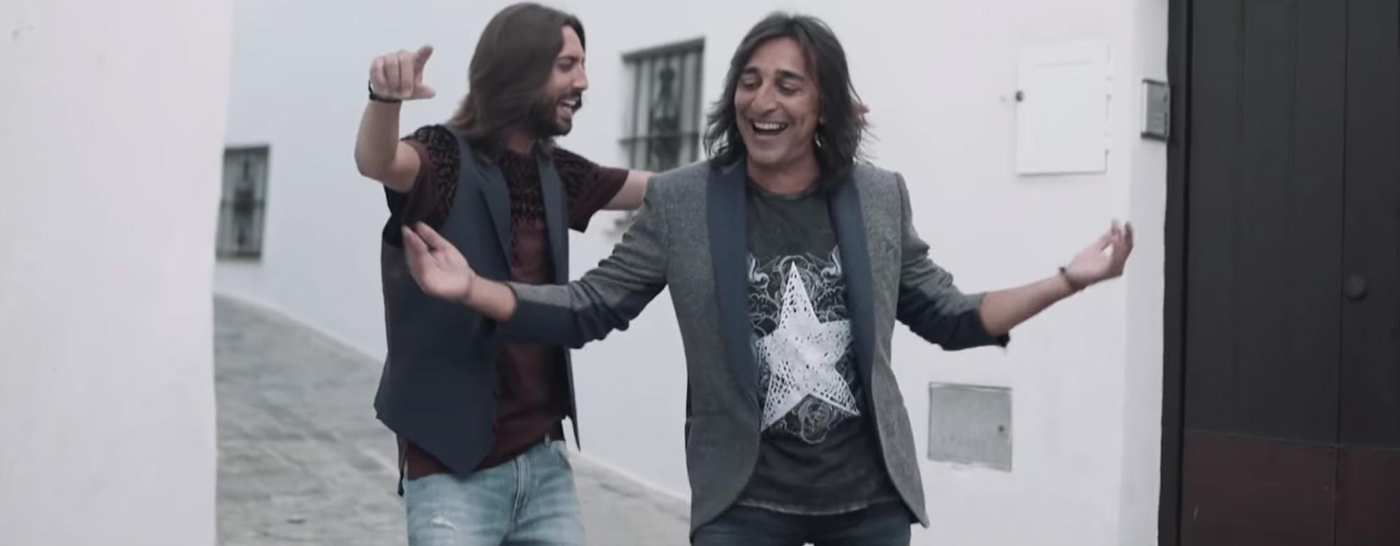 Videoclip Mencanta Antonio Carmona