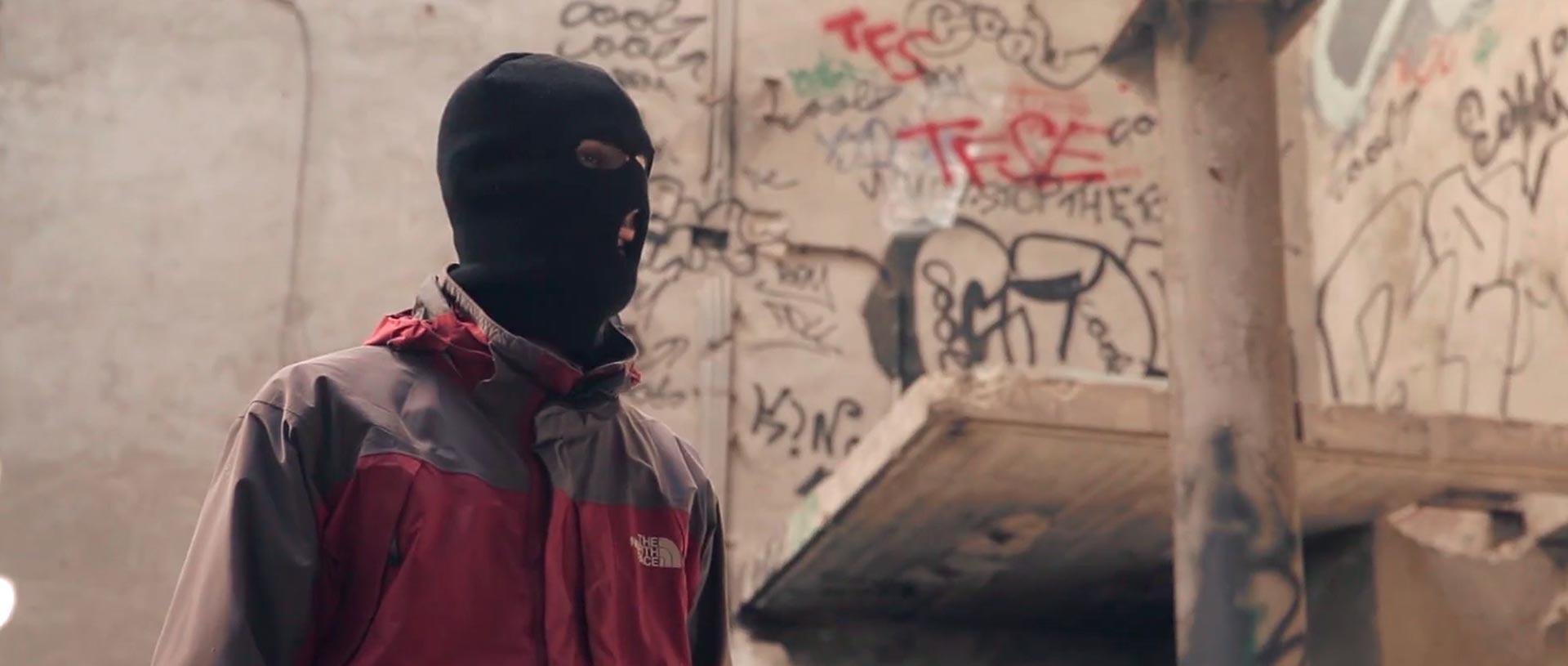 """Entrevista al graffitero """"Sabor"""" en Escenas del graffiti en Granada realizada por Ínsula Sur"""